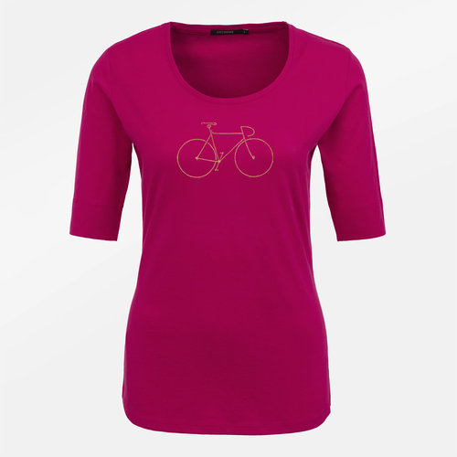 T-Shirt Golden Bike