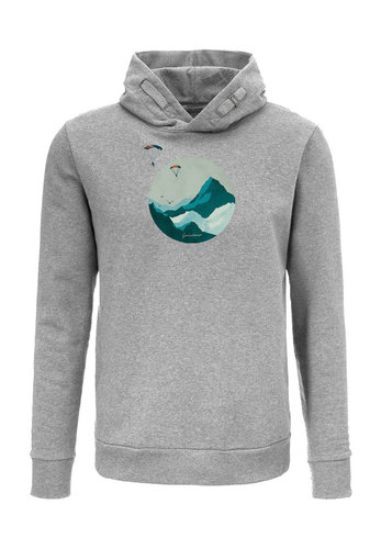 Hooded Sweater Star Nature Sky Diver